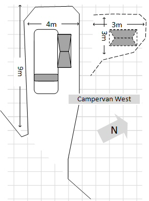 Plan Campervan West 1