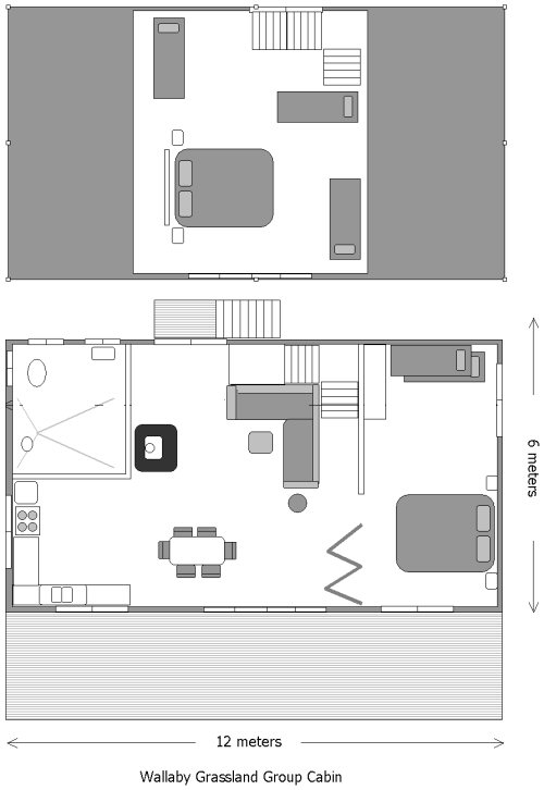 Wallaby Grassland Floor Plan